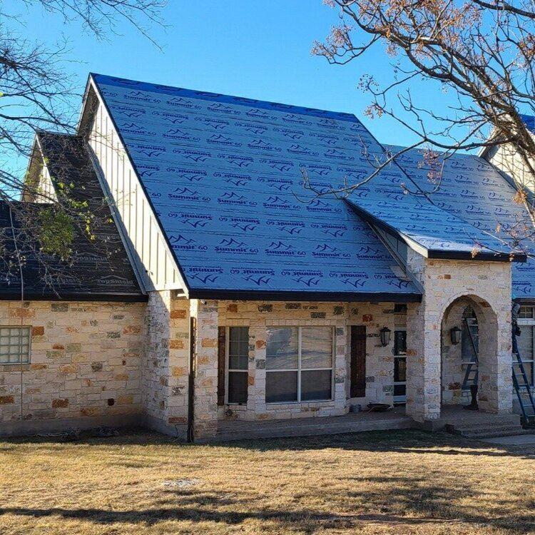 Texas Asphalt Roof